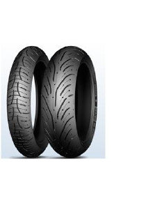 Neumáticos MICHELIN PILOT ROAD 4 190 55 R17 75W
