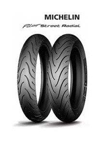 Neumáticos MICHELIN PILOT STREET RADIAL 110 70 R17 54H